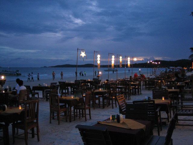 KohSamet_Beachrestaurant
